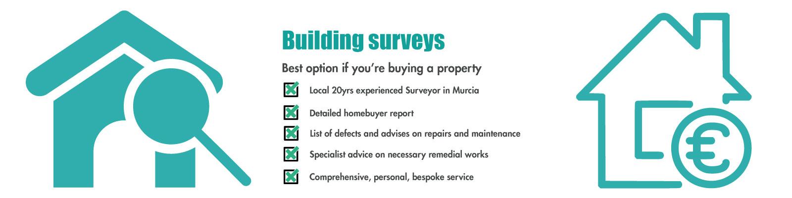 best building surveyor in Murcia