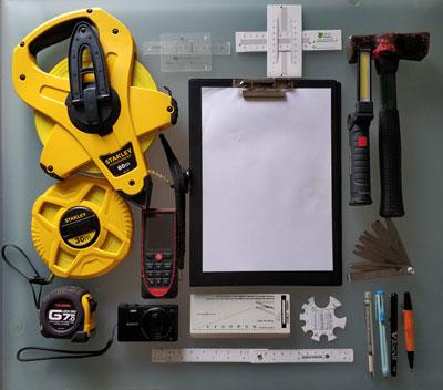 surveyor tools